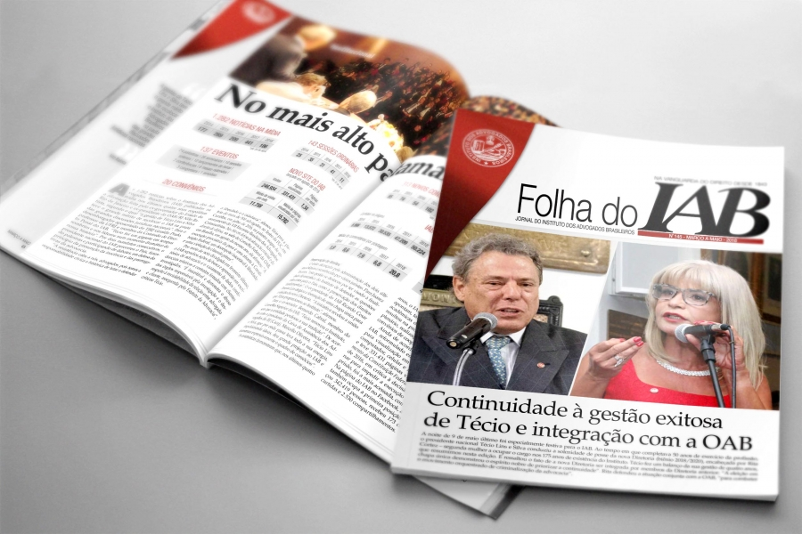 Folha do IAB 145